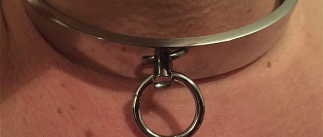 Productinformatie - Metalen halsband