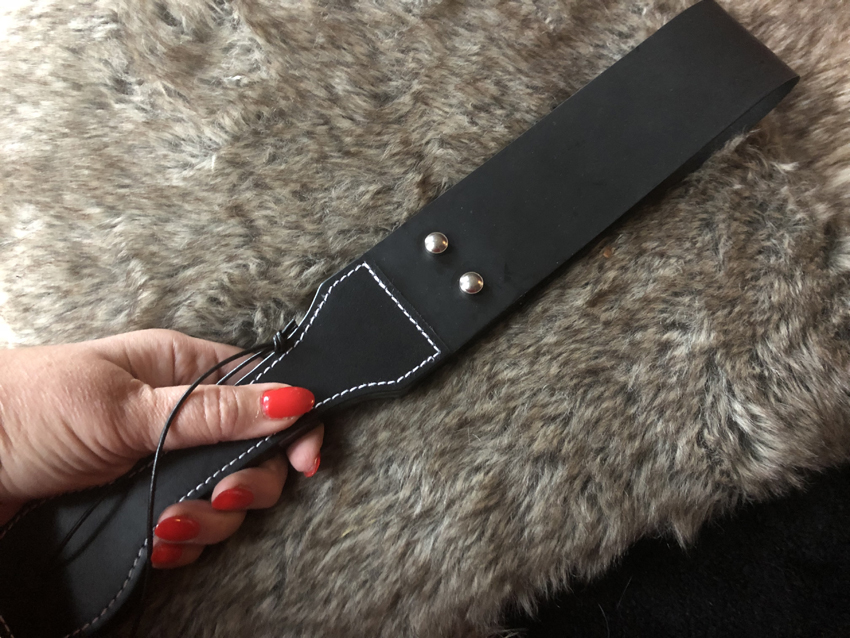 Strict Leather Straf Strap