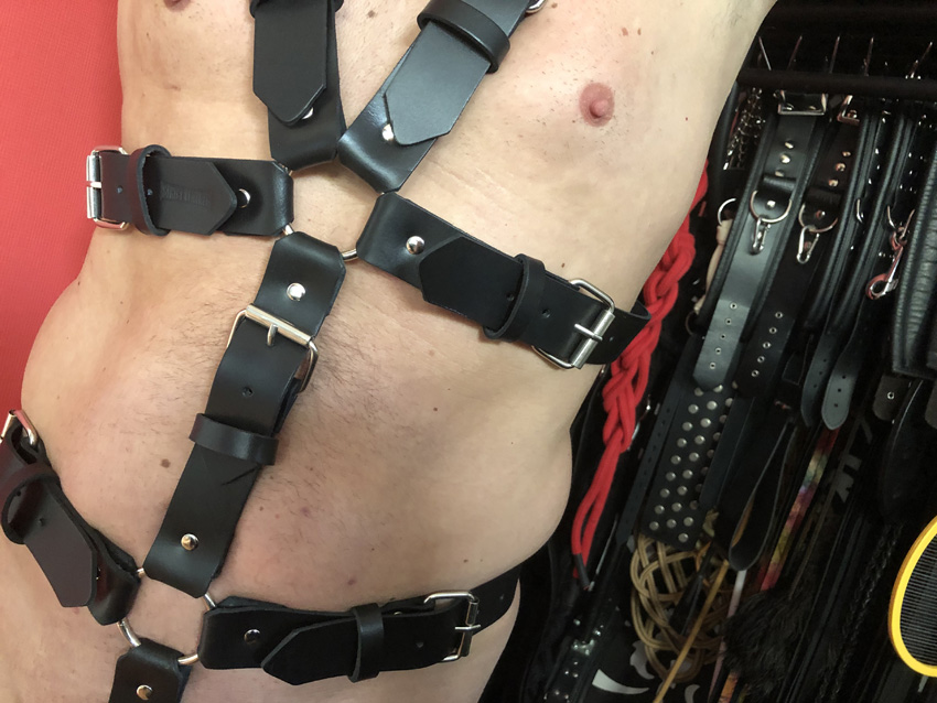 bondageharnas