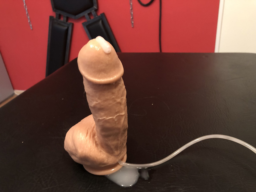 squirting cock